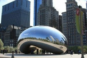Chicago Bean Student Trip