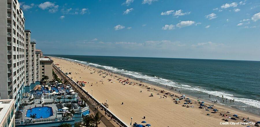 3 Day Ocean City Grad Trip