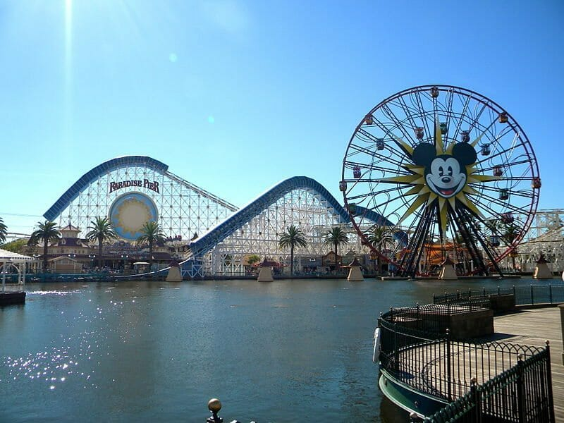 4-Day California Dream Theme Park