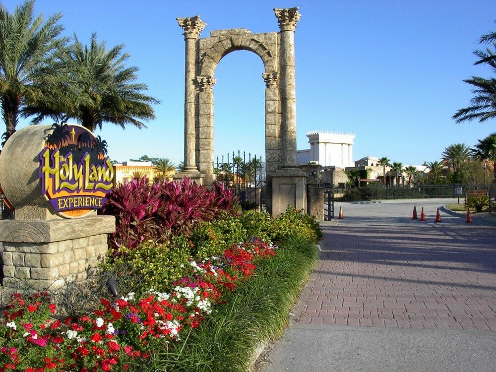 The Holy Land Theme Park