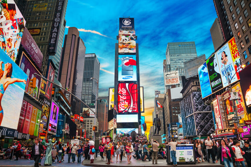 4 Day NYC Educational Tour
