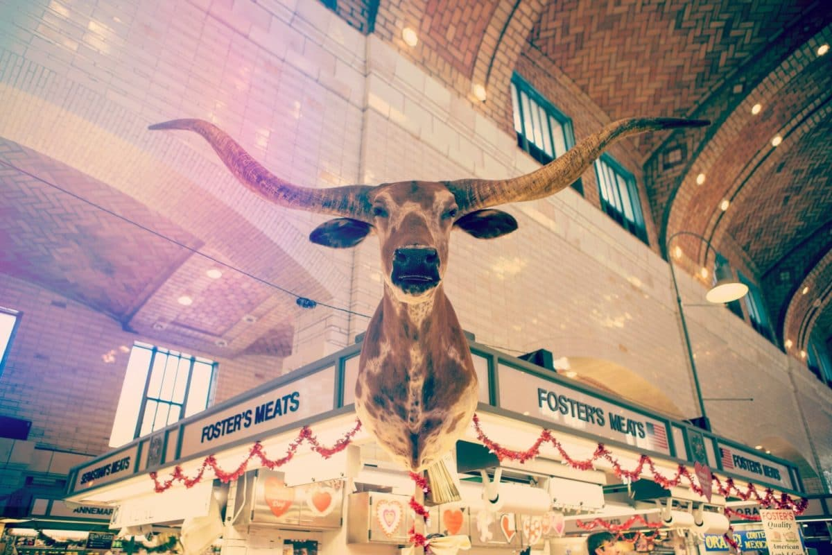 West Side Market Courtesy of ThisisCleveland.com