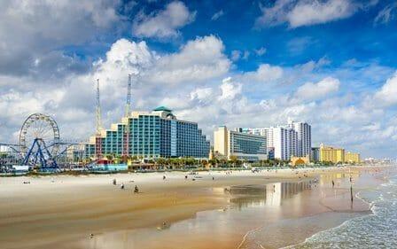 Daytona Beach Florida Senior Trip