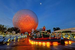 Epcot Center Disney World