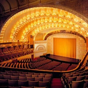 Credit Chicago Auditorium Theatre