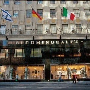 Bloomingdale's Exterior