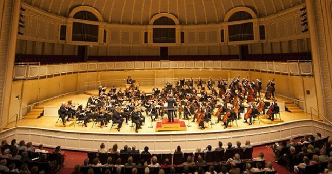 6/15/12 3:15:19 PM -- Chicago Symphony Orchestra, Maestro Riccardo Muti Conductor. Beyond the Score: Beethoven 5. © Todd Rosenberg Photography 2012
