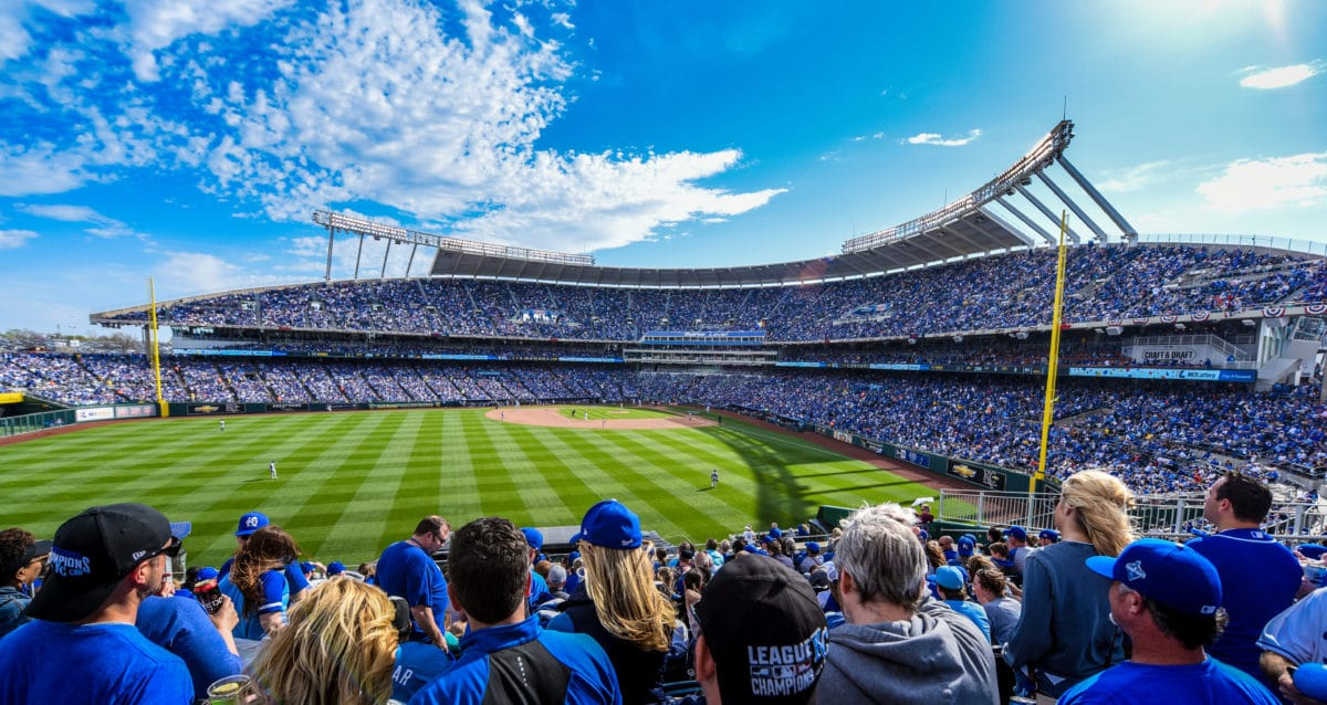 Royals Credit Visit KC