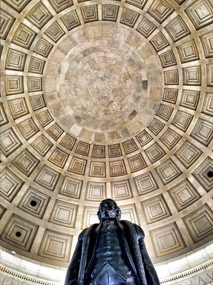 Jefferson Memorial Credit Josh Hettinger