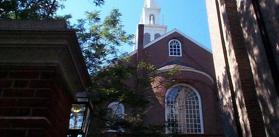 old north church