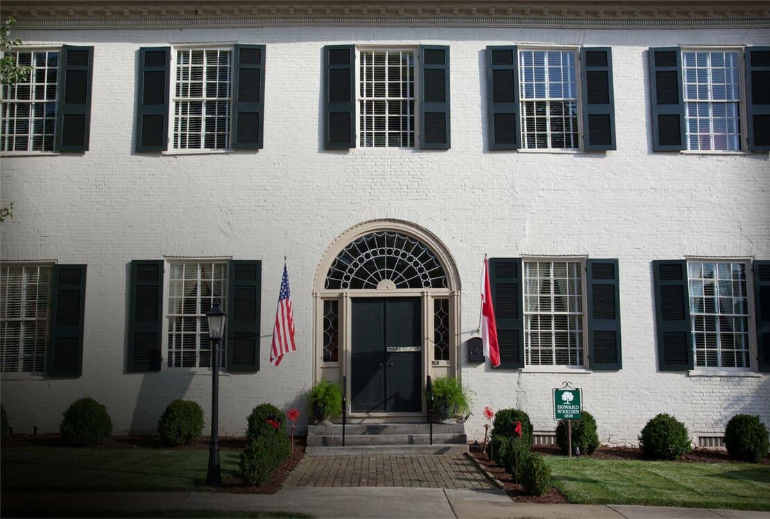 Weeden House Credit Huntsville/Madison County Convention & Visitors Bureau