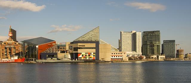 Baltimore Aquarium Pixabay Public Domain