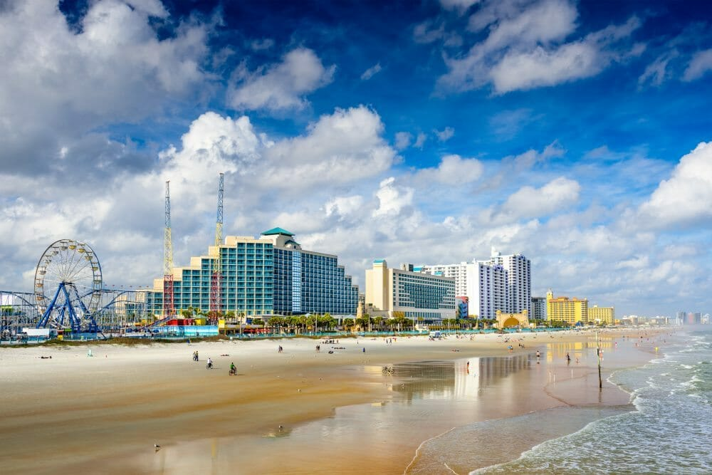 Daytona Beach Graduation Trips
