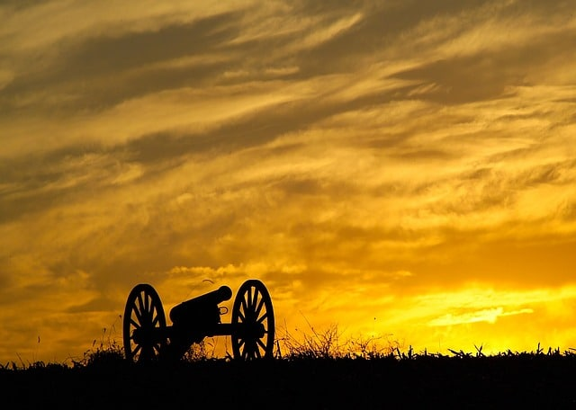Antietam National Battlefield Pixabay Public Domain