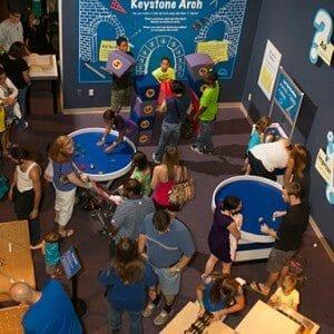 Orlando Science Center Engineer Exhibit