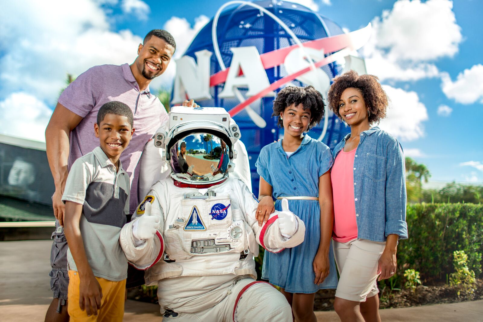 Kennedy Space Center Credit Visit Orlando