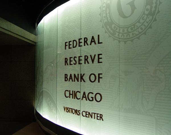 Federal Reserve visitor center Credit Choose Chicago