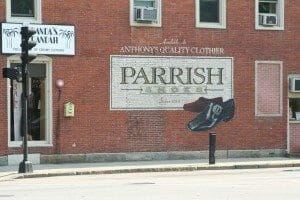parrish shoes