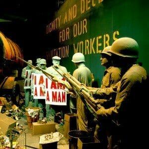 National Civil War Museum Display