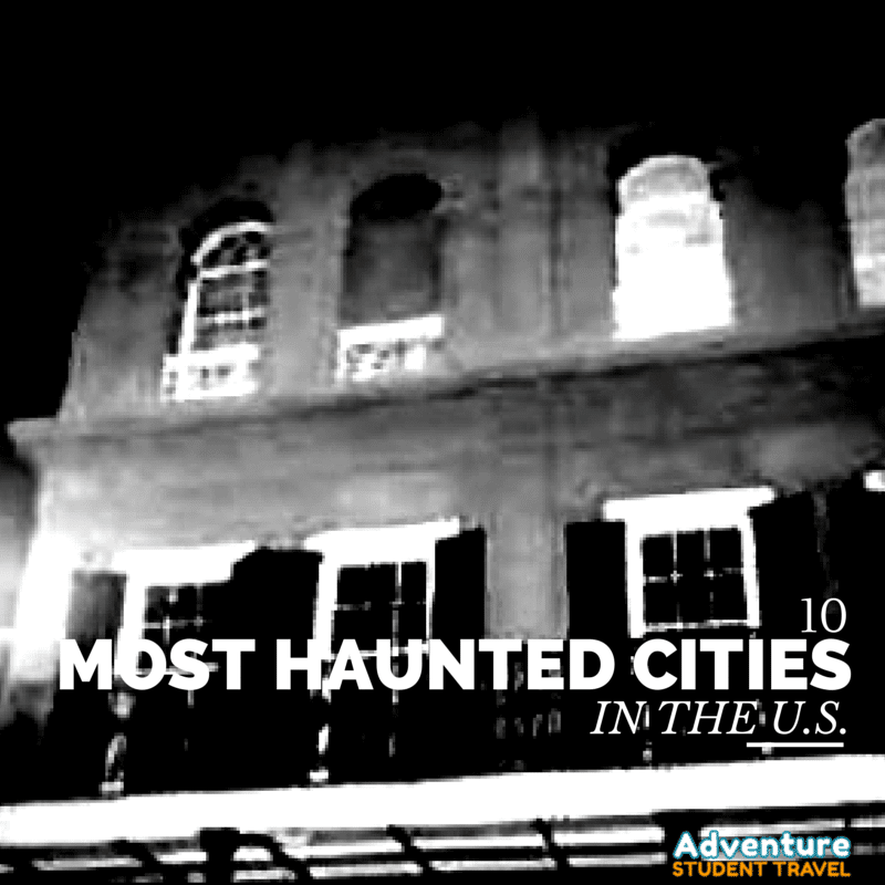 10 Most Haunted Cities In America Part Two
