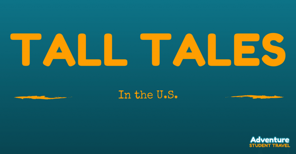 Tall Tales in the U.S.