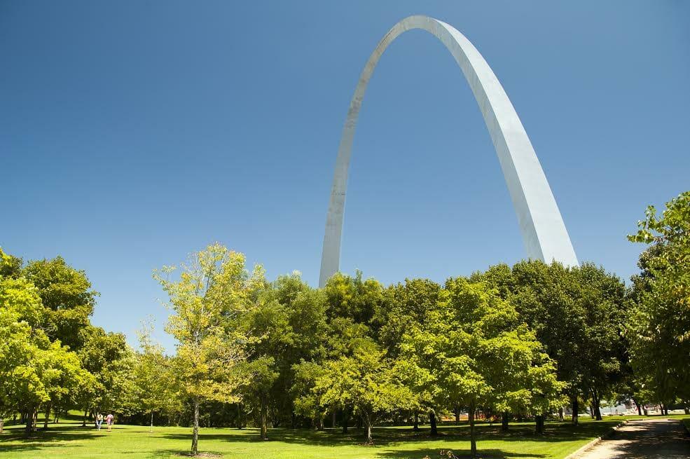 STL Arch Missouri
