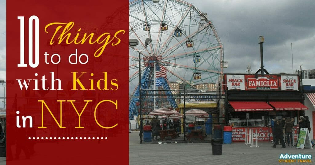 10 things to do with kids in nyc for Things to do with toddlers in nyc