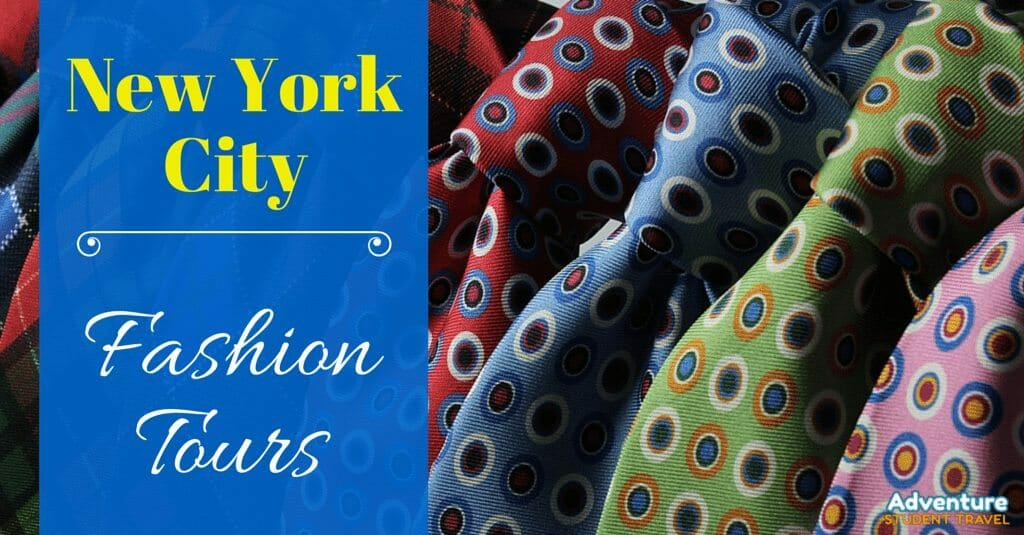 New York City Fashion Tours