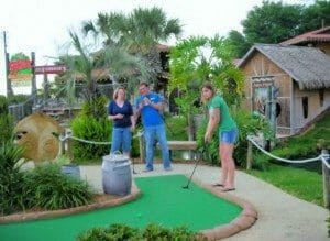 Sarah Hettinger Congo River Golf