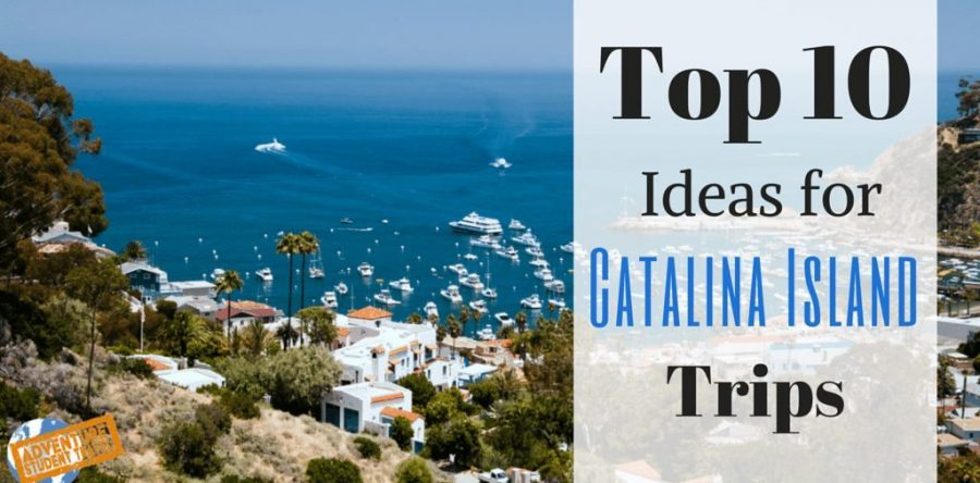 how to get to catalina island from los angeles