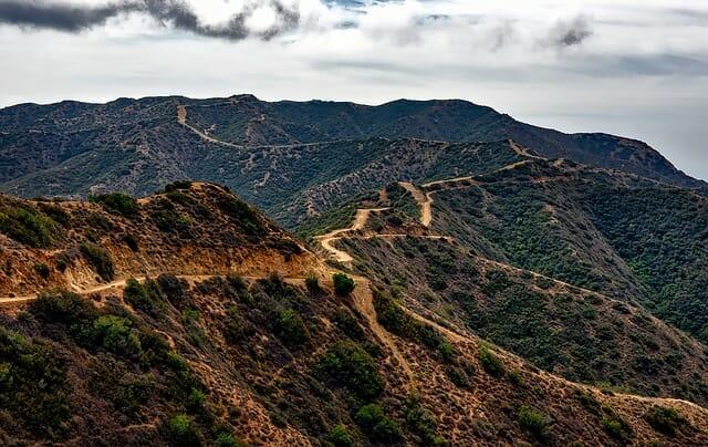 Catalina Island Landscape
