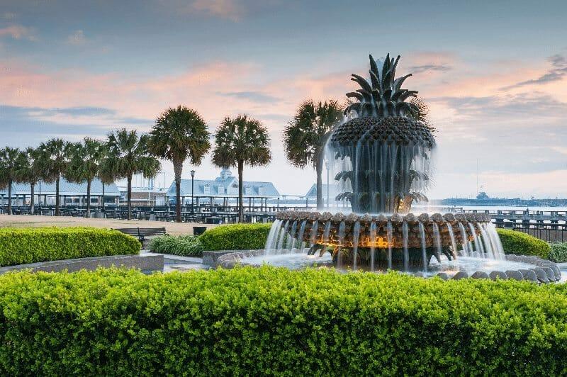 Charleston Educational Tours