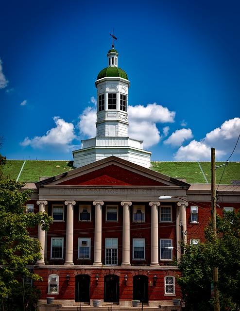 Howard University Washington DC Pixabay Public Domain