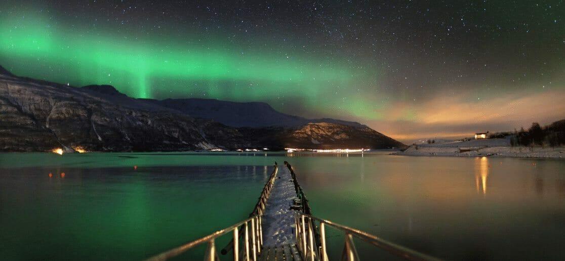 Alaska Northern Lights Senior Trip