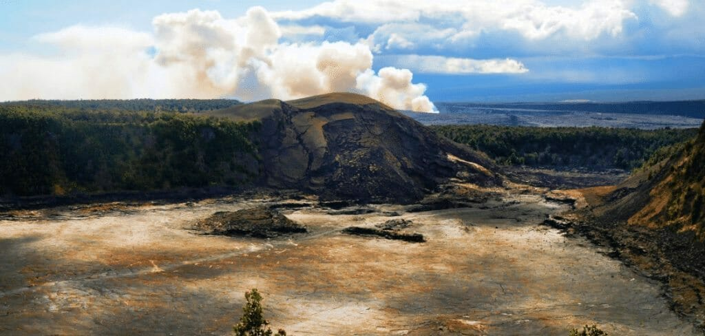 Hawaii Volcanoes tour