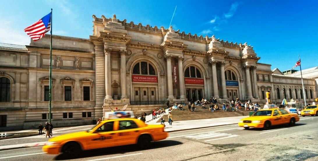 Metropolitan Museum of Art Student Trip