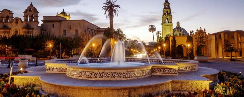 San Diego Balboa Park Trip