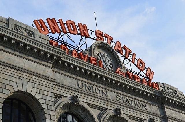Denver Union Station Pixabay Public Domain