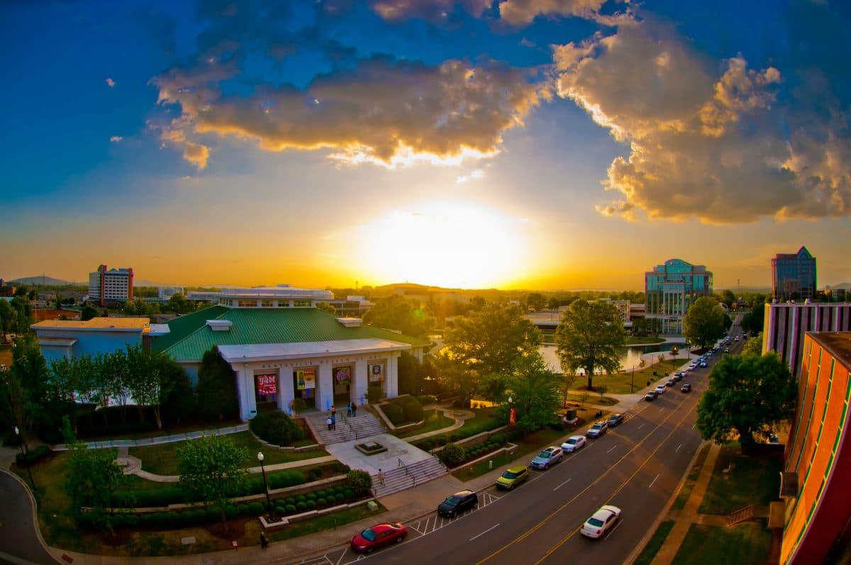 Huntsville Museum of Art Huntsville/Madison County Convention & Visitors Bureau