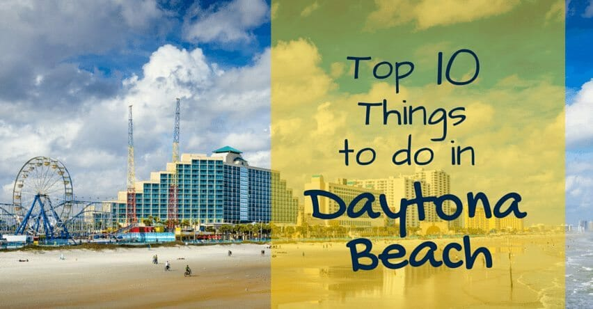What To Do In Daytona Beach Fl This Weekend