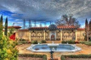 MO Botanical Garden
