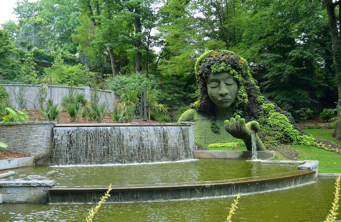 Atlanta Botanical Gardens  1280px Mosaiculture_at_the_Atlanta_Botanical_Garden