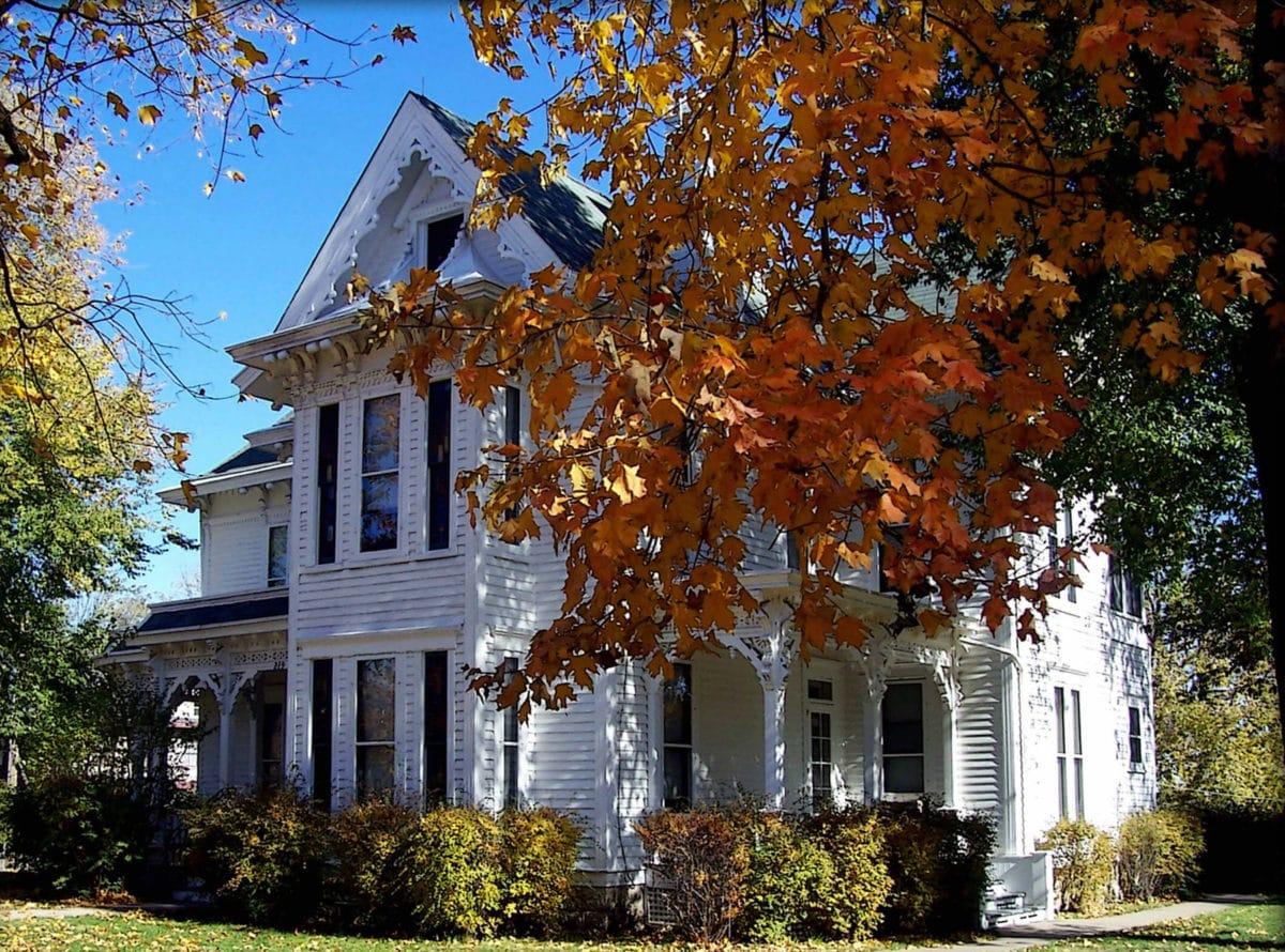 Harry S. Truman Home Credit VisitKC
