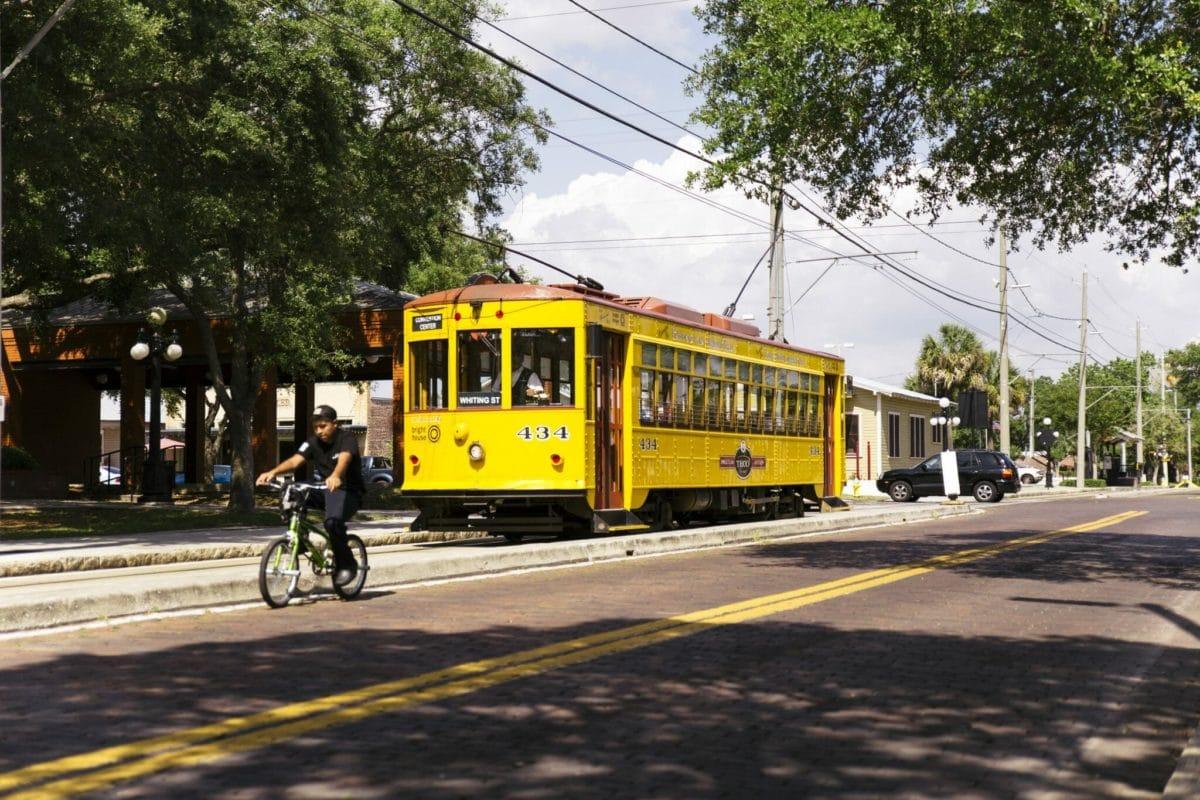 Tampa Street Car Keir Magoulas | Visit Tampa Bay