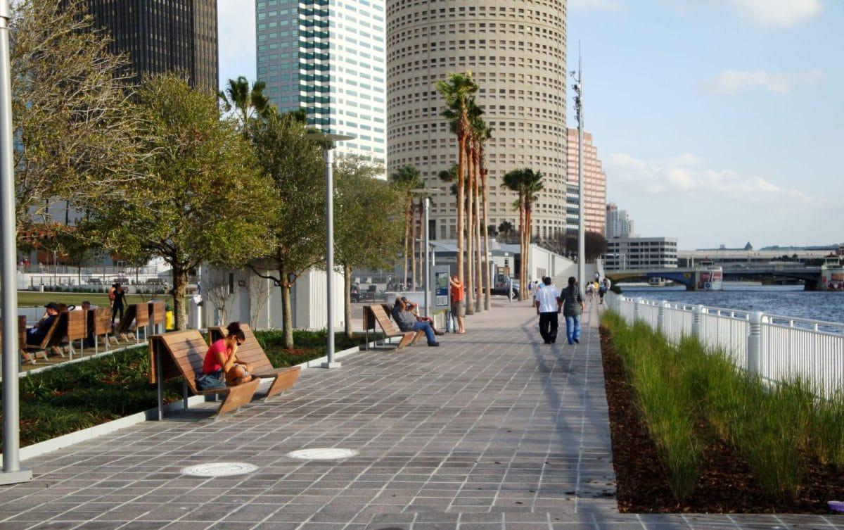 Tampa Riverwalk Credit Visit Tampa