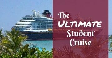 Student Cruise Trips