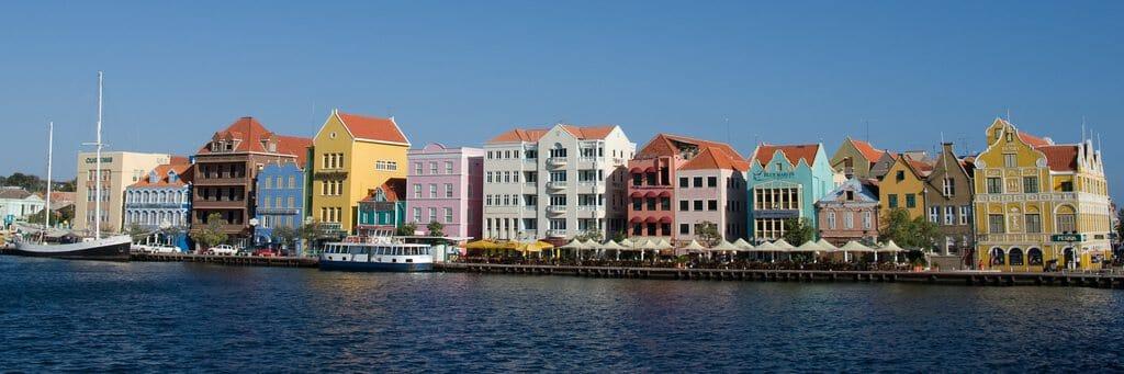 Handelskade, Willemstad, Curaao