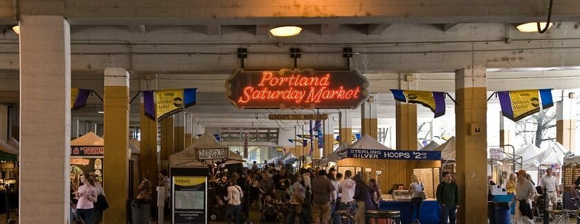 SaturdayMarketPortland
