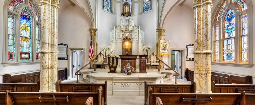 Temple Mickve Israel Savannah Architecture by Steven Hyatt-8-XL