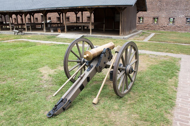 Fort James Jackson Pixabay Public Domain